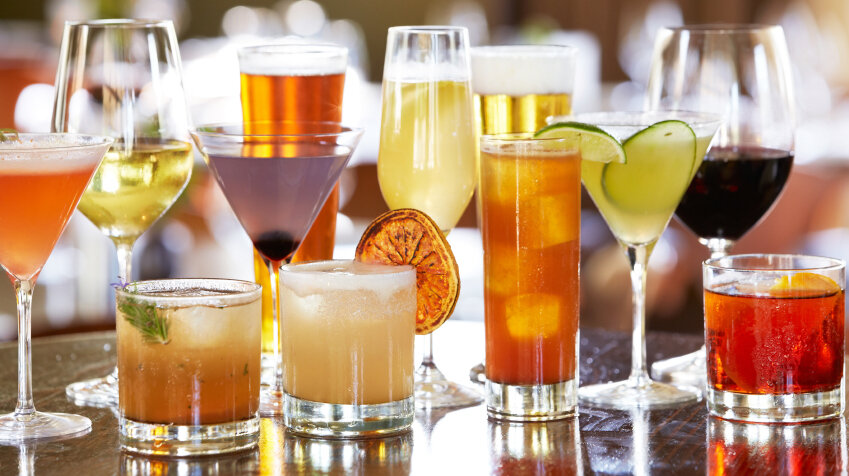 So are 2 drinks a day really too many shots health news npr so are 2 drinks a day really too many ccuart Images