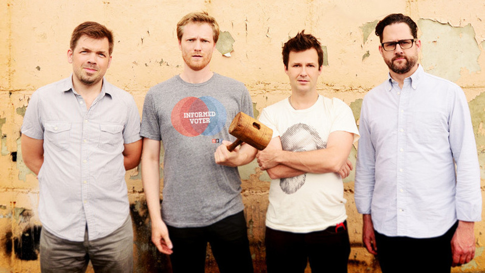 The Dismemberment Plan. (Courtesy of the artist)