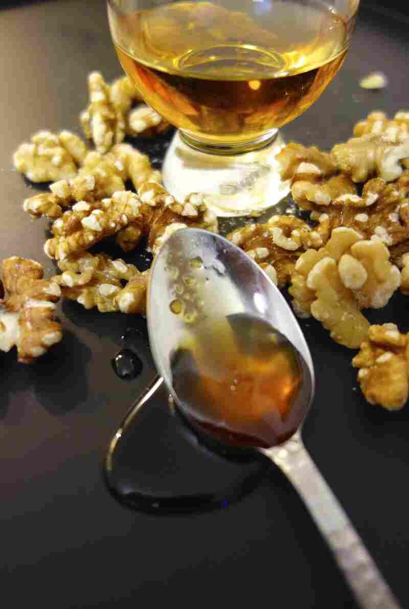 Toasted Nut Liqueur