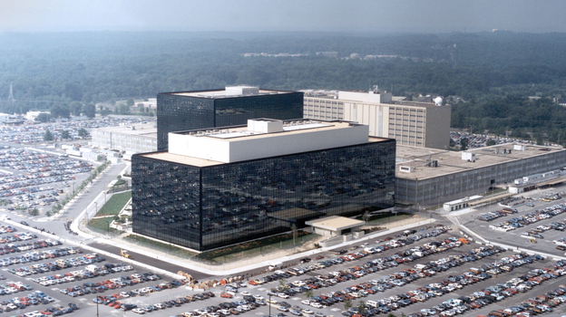 The National Security Agency headquarters building in Fort Meade, Md. (Reuters/Landov)
