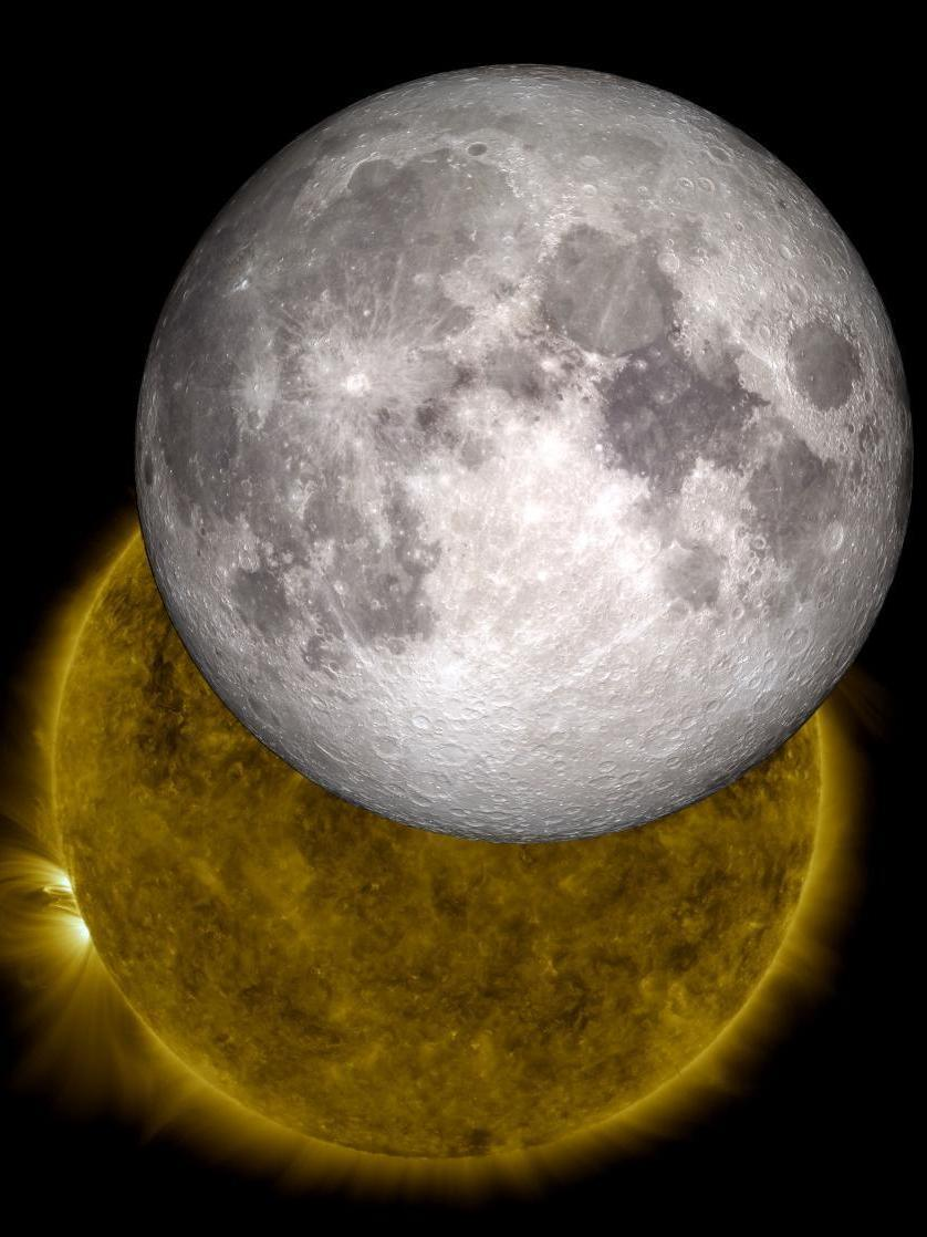 Space Music: How To Hear Solar Flares From The Moon : The ...
