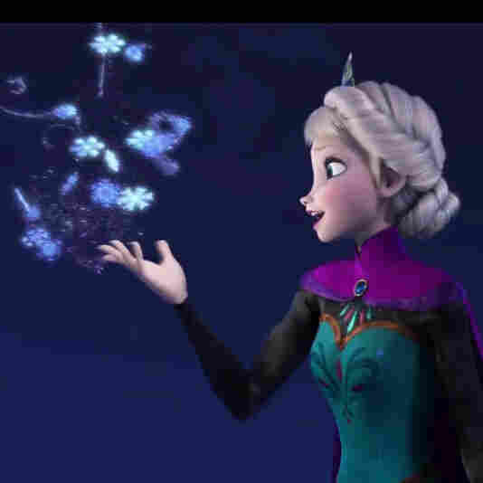 A Big 'Frozen' Ballad Speaks To Tweens