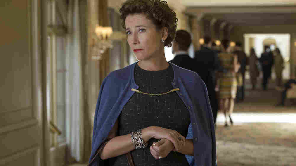 Not-So-Cheery Disposition: Emma Thompson On Poppins' Cranky Creator