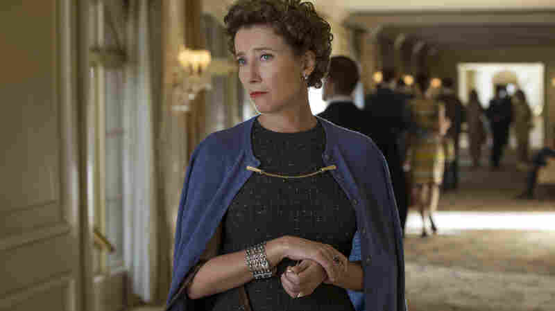 In Saving Mr. Banks, Emma Thompson plays Mary Poppins author P.L. Travers, who, Thompson says, hated the whole idea of having her book made into a film.