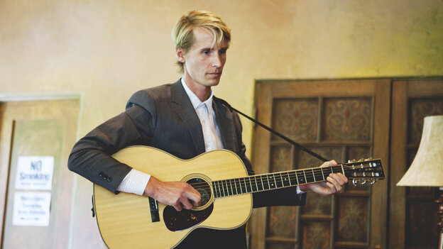 Tom Brosseau's Grass Punks comes out Jan. 21.