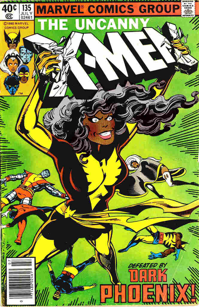 Orion Martin reimagined several iconic X-Men covers, recasting the superheroes as people of color. The move sparked a discussion on race in comics, both on the page and in the writers' rooms.