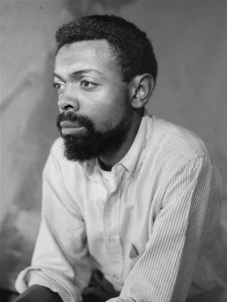 Playwright, poet and activist LeRoi Jones on June 30, 1964. Jones later changed his name to Amiri Baraka.