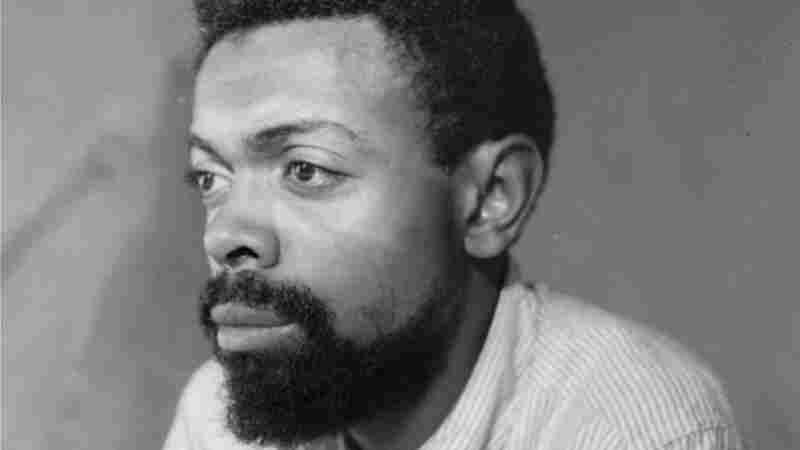 Playwright, poet and activist LeRoi Jones on June 30, 1964. Jones later changed his name to Amiri Baraka.