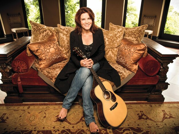 Rosanne Cash's The River & The Thread comes out Jan. 14.