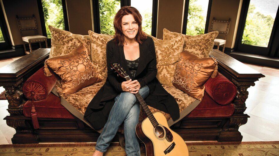 Rosanne Cash's The River & The Thread comes out Jan. 14. (Courtesy of the artist)