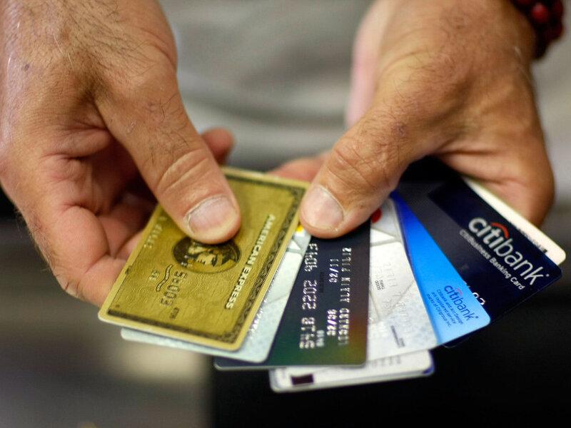 Episode 282: Inside The Credit Card Black Market : Planet Money : NPR