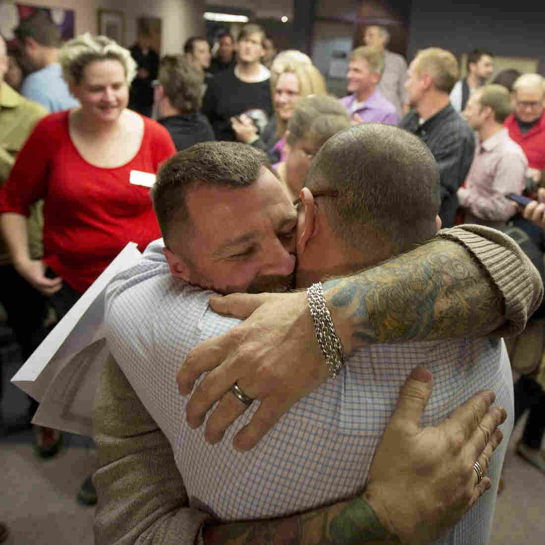 Same-Sex Couples In Utah Made Eligible For Federal Benefits