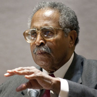 Franklin McCain in 2010.