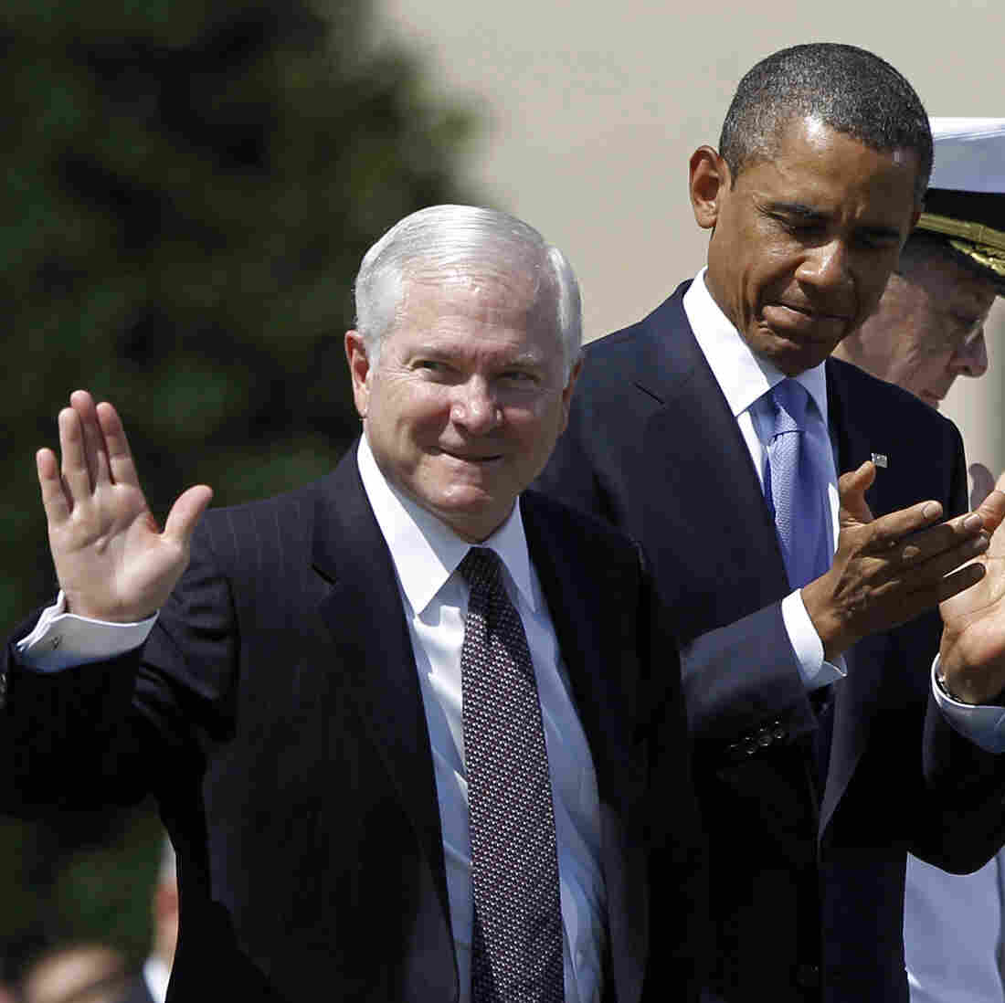 Gates Says His Points About Obama Have Been Mischaracterized