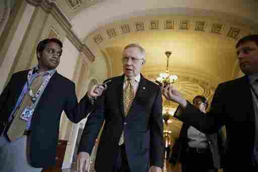 Senate Majority Leader Harry Reid, D-Nev., cited the bad December jobless numbers as a reason Congress should extend federal unemployment insurance.