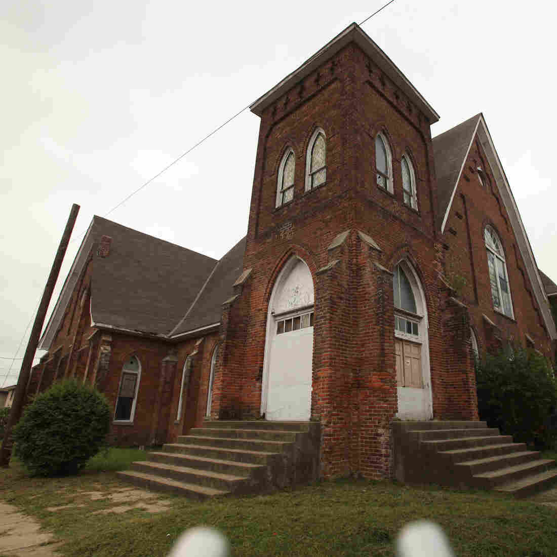 A Black Church's Dilemma: Preserve A Building, Or Our Identity?