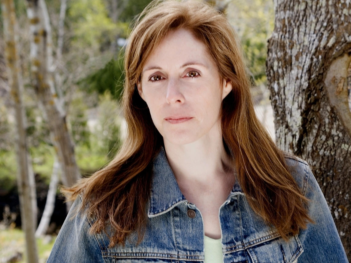 Laurie Halse Anderson's debut novel, Speak, was a National Book Award finalist.
