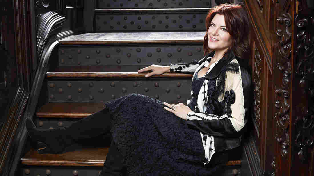 Rosanne Cash's The River & The Thread comes out Jan. 14.