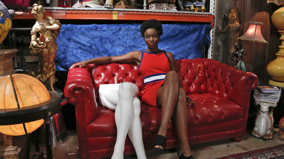 Meet Sasheer Zamata, Saturday Night Live's new cast member. (ABC via Getty Images)