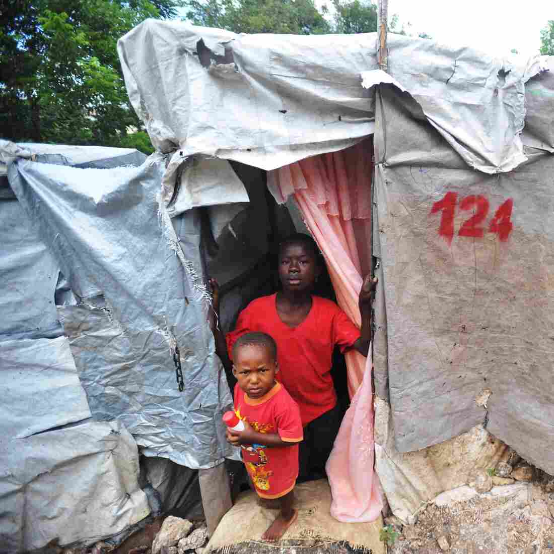 Four Years After Earthquake, Many In Haiti Remain Displaced