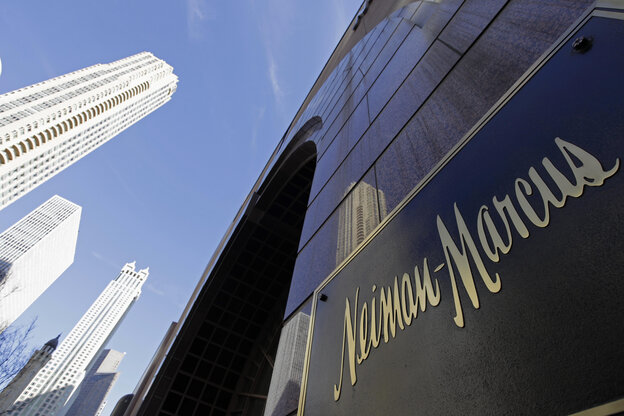 A Neiman Marcus  in Chicago.