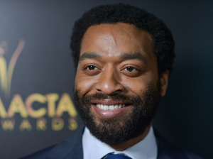 Chiwetel Ejiofor has been nominated for a Golden Globe for his role in 12 Years a Slave.