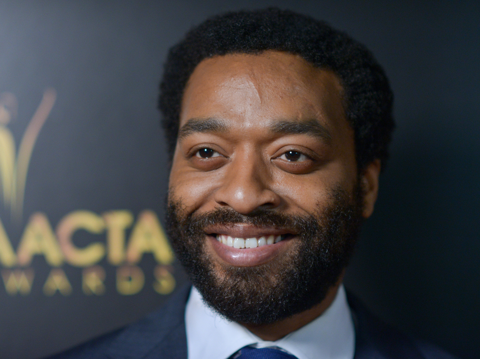 Chiwetel Ejiofor has been nominated for a Golden Globe for his role in 12 Years a Slave. (AP)