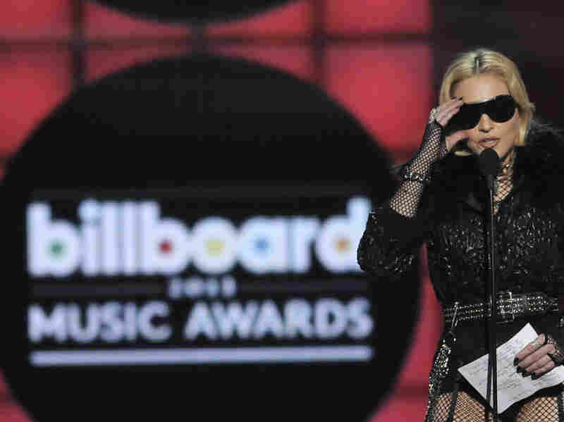 Madonna accepts the award for top touring artist at the 2013 Billboard Music Awards. After cancelling the show in 2007, ABC revived it in 2011 and ratings are on the rise.