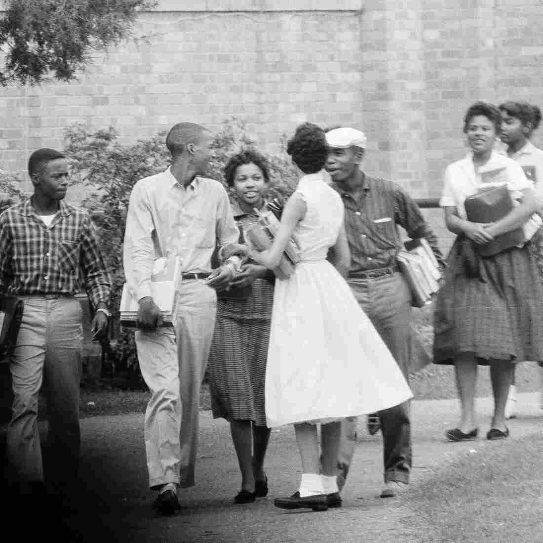 Decades Later, Desegregation Still On The Docket In Little Rock