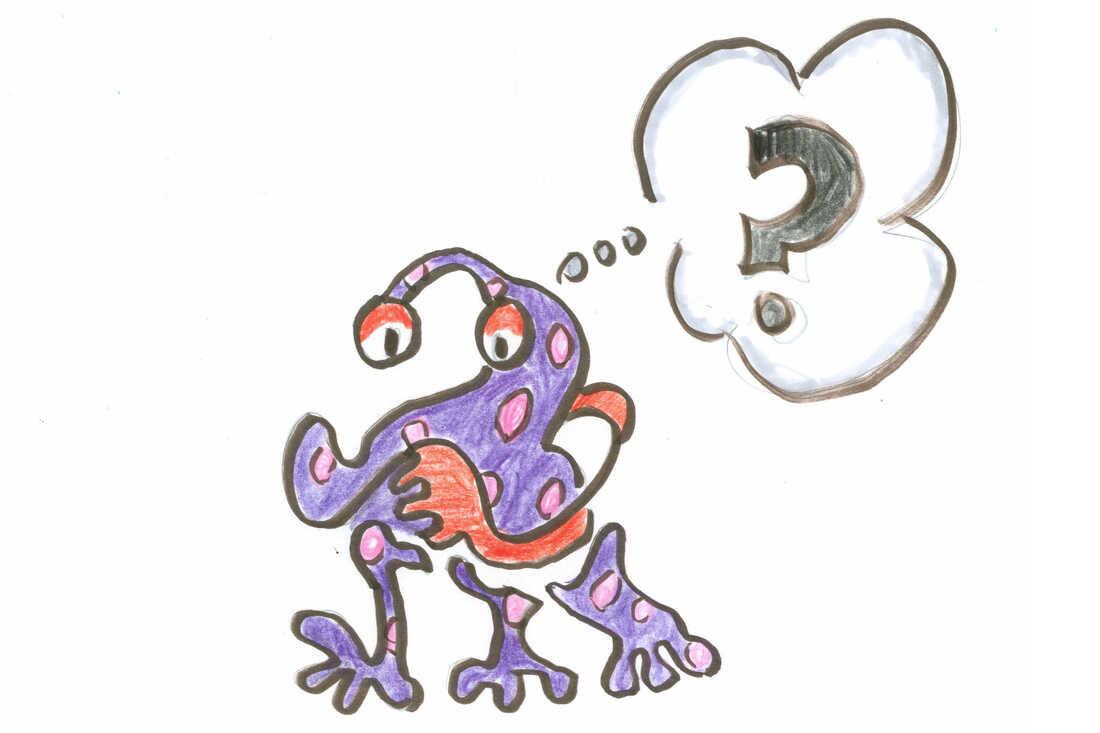 A Zantar graduate student has a question.