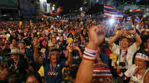 Thailand's Opposition Launches Mass Rallies To Close Bangkok