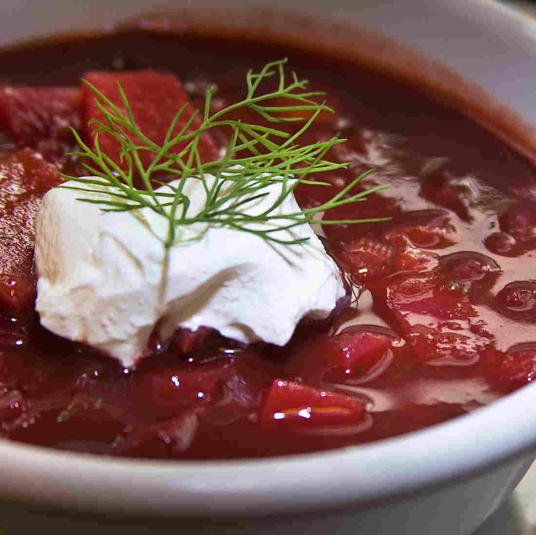 Borscht Make Your Heart Beet? They're Serving 70,000 Gallons In Sochi