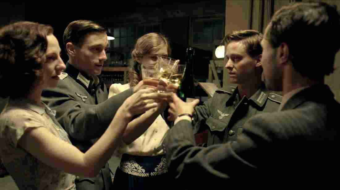 The sprawling drama Generation War follows a range of characters — a Nazi officer and his brother, a nurse, an aspiring singer and her Jewish boyfriend — through Germany during World War II.