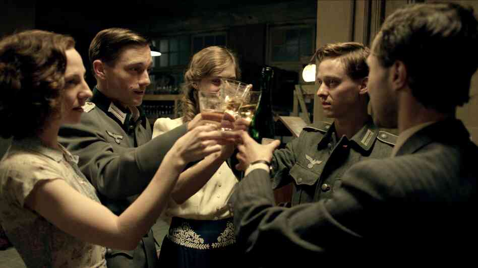 The sprawling drama Generation War follows a range of characters — a Nazi officer and his brother, a nurse, an aspiring singer and her Jewish boyfriend — through Germany during