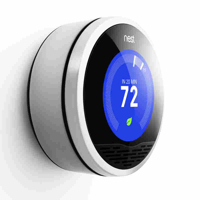 Google Buys Nest, May Soon Know How Cool You Like Your Home