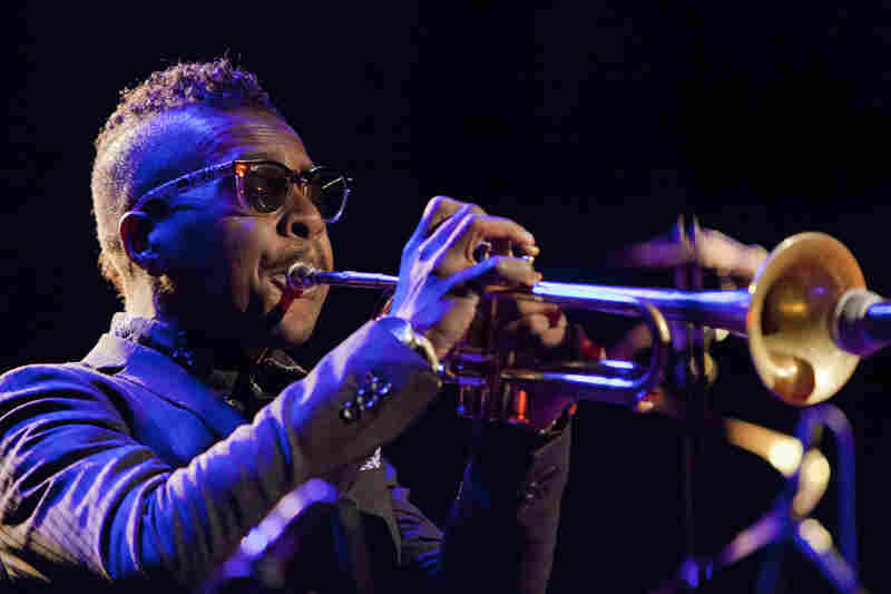 Trumpeter Roy Hargrove's working quintet played a prime Friday-night time slot at Winter Jazzfest.