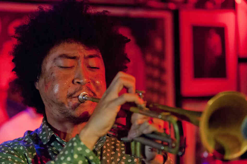 Trumpeter Takuya Kuroda previewed his forthcoming album, Rising Son.