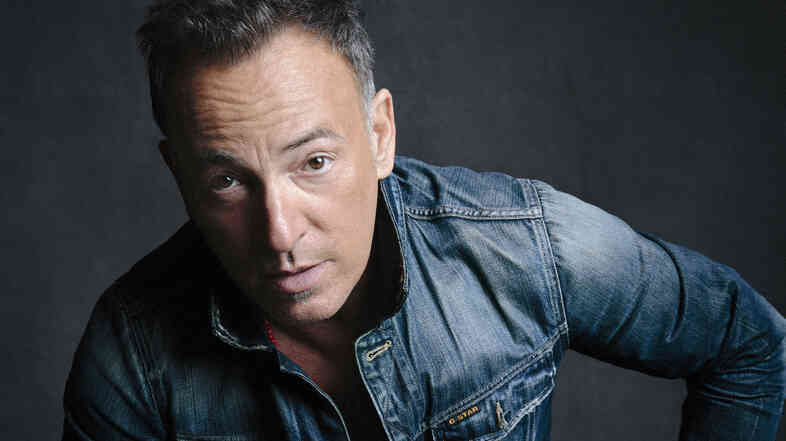 Bruce Springsteen's 18th album is titled High Hopes.