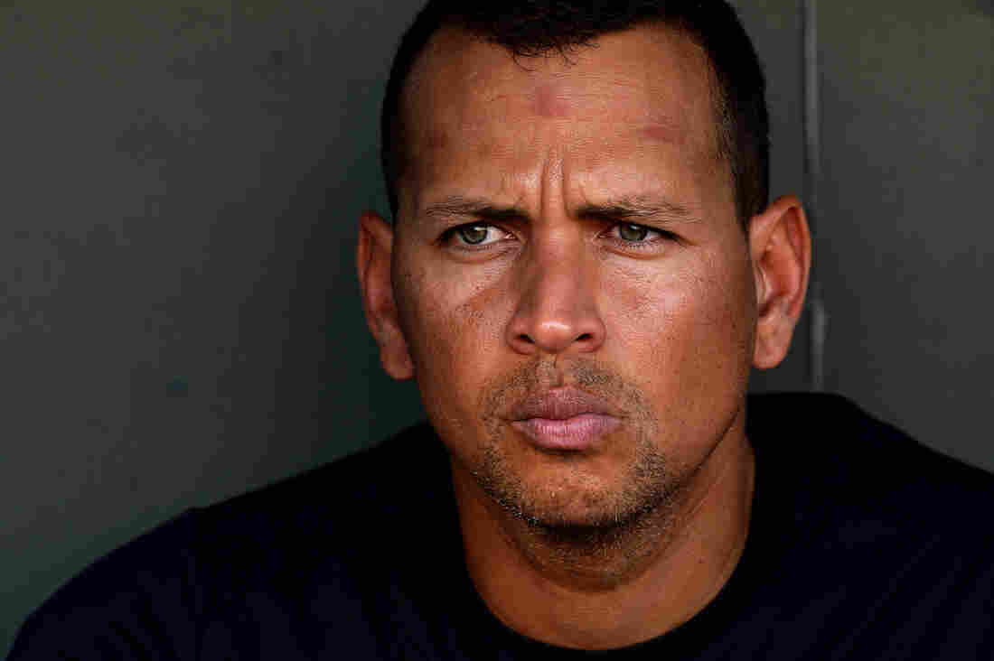 Yankees third baseman Alex Rodriguez in September of 2013 in Baltimore, Maryland.