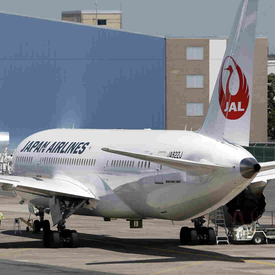 Battery Problem Reported On Boeing Dreamliner In Japan