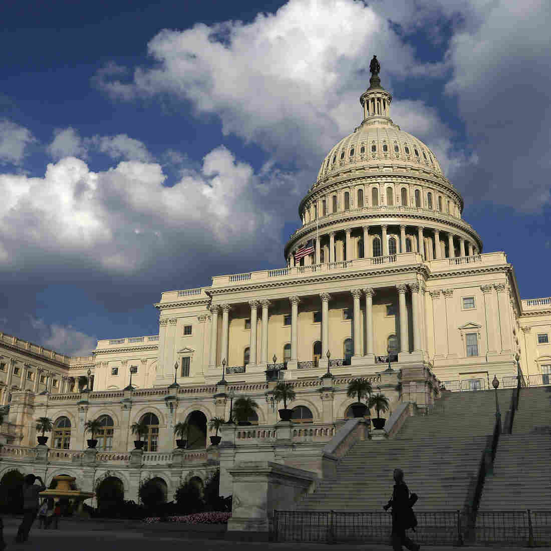Congress Poised To Pass $1.1 Trillion Spending Bill