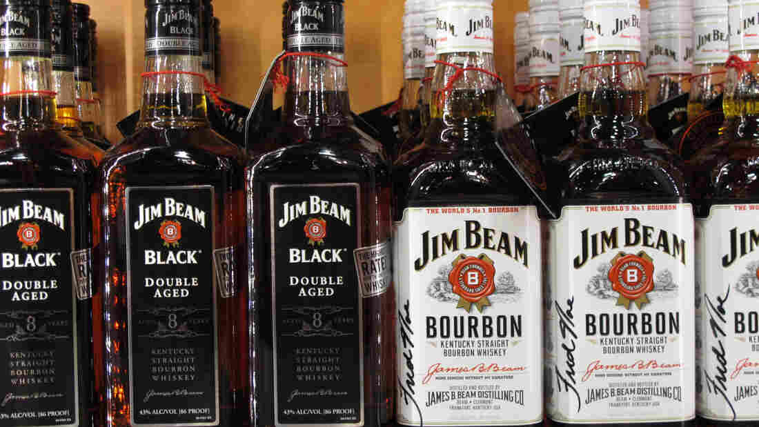 In a $16 billion deal this week, Japanese beverage giant Suntory announced it plans to purchase Beam Inc., maker of Jim Beam and owner of other popular bourbon brands, including Maker's Mark.