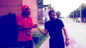 "Starlito (left) and Don Trip, in their video for ""Caesar & Brutus."""