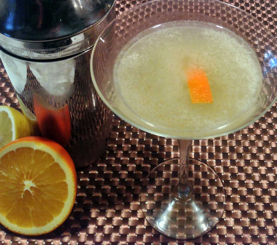 The Old Vermont Cocktail