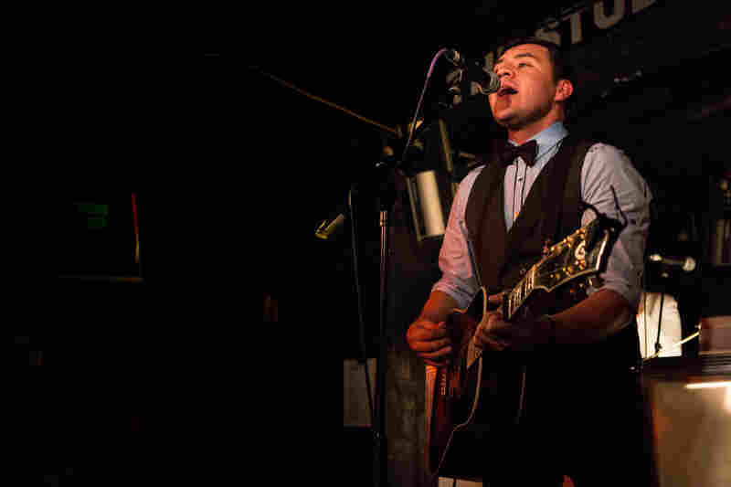 Mendoza founded his Orkesta in Tucson, Ariz., in 2009.