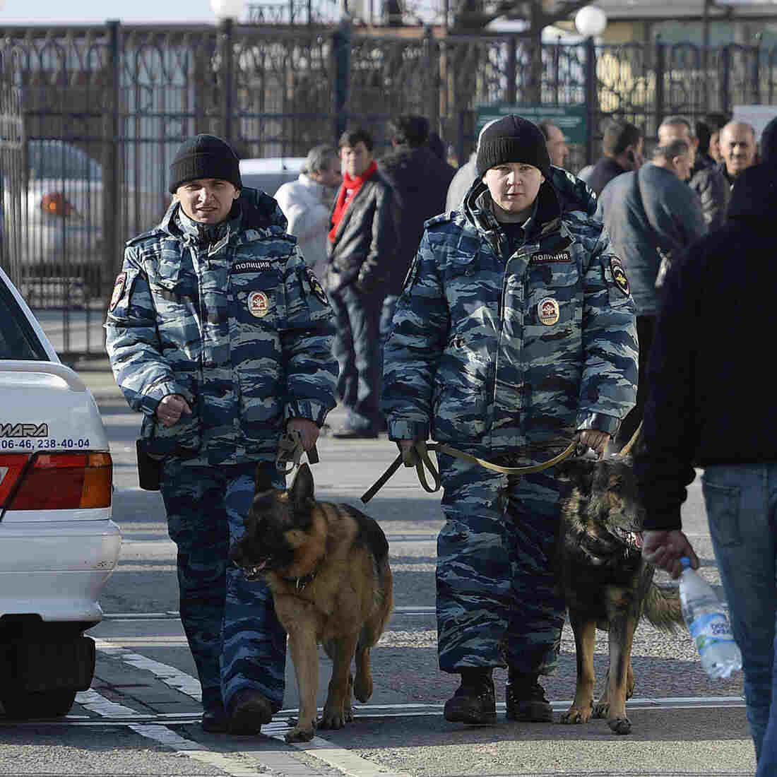 Russia Aims To Implement The Tightest Security In Olympic History