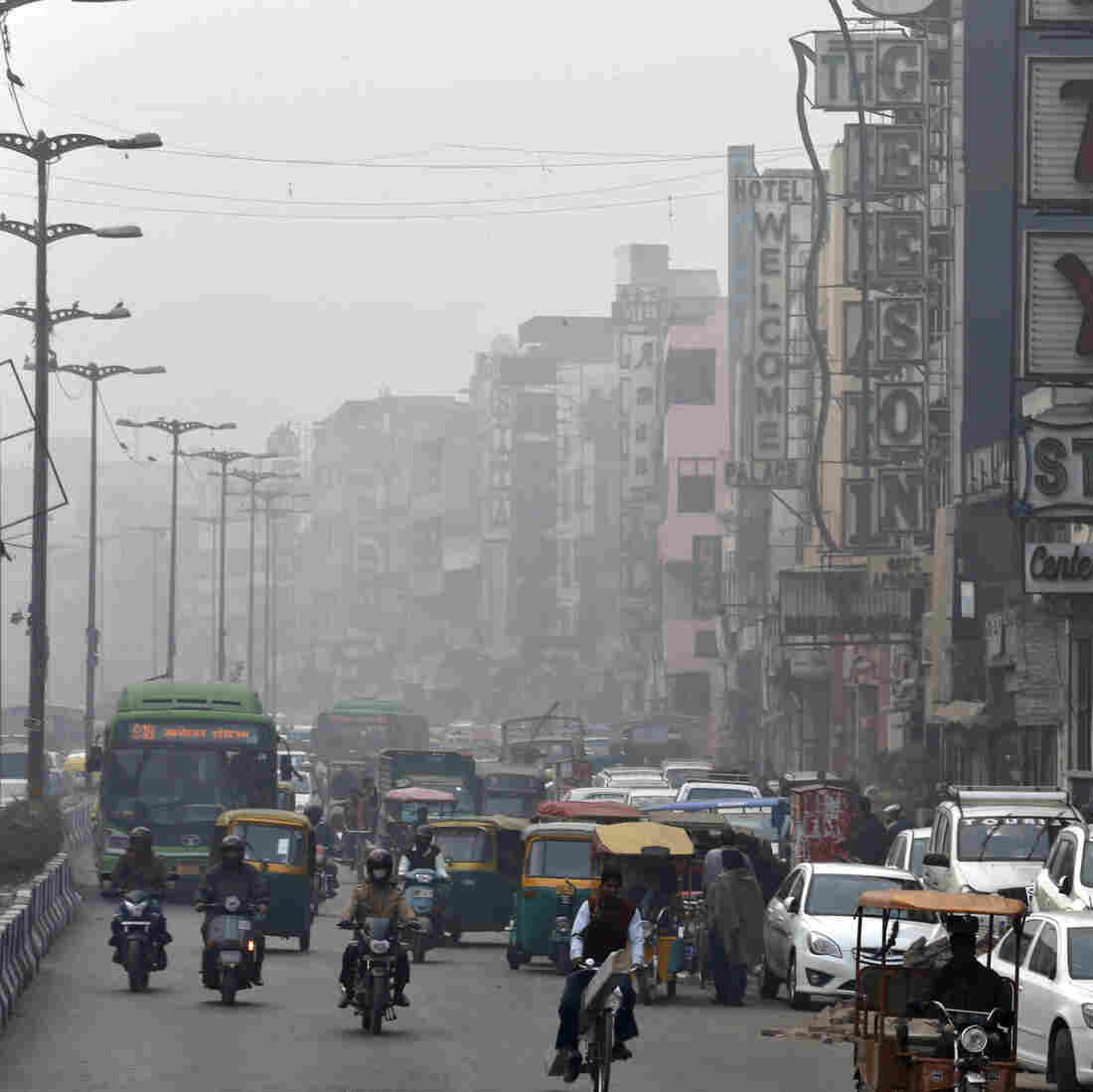 Danish Tourist Reportedly Gang-Raped, Robbed In New Delhi