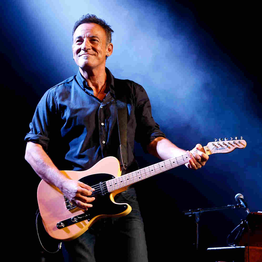 A Long Road To 'High Hopes': An Interview With Bruce Springsteen