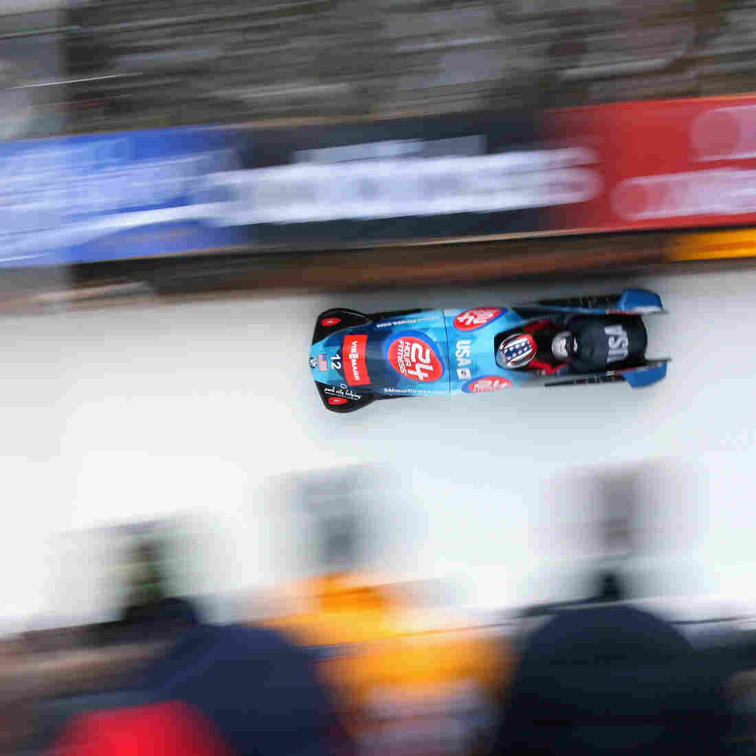 For A Better Bobsled, Team USA Turns To Race Cars