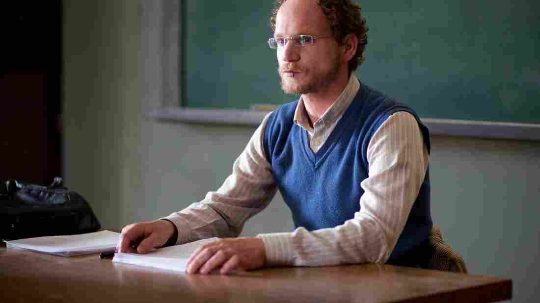 Religious-studies teacher Dror (Rotem Keinan) is the prime suspect in a series of gruesome murders in Big Bad Wolves, a bracing new thriller from the Israeli writer-director team of Aharon Keshales and Navot Papushado.